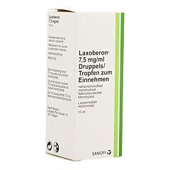 Laxoberon Druppels 15ml