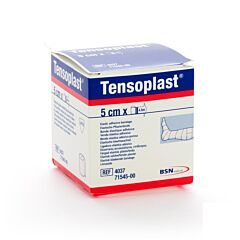 Tensoplast Bandage 5cmx4,5m 1 Stuk