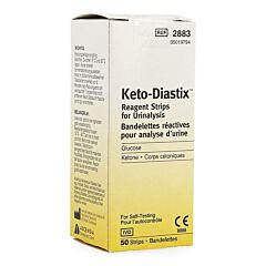 Keto-Diastix Strips 50 Stuks