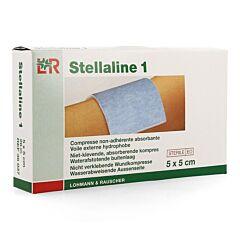 Stellaline 1 Niet Klevende 5x5cm 26 Kompressen