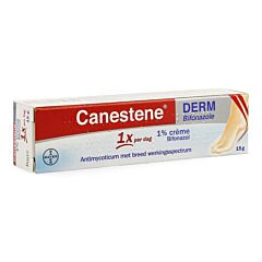 Canestene Derm Bifonazole Creme 15ml