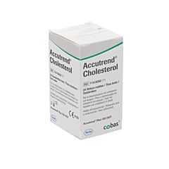 Accutrend Cholesterol 25 Stuks