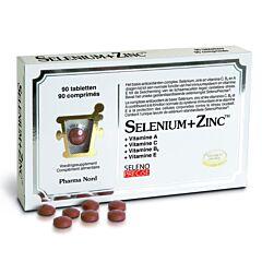 Pharma Nord Selenium + Zinc 90 Tabletten