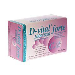 D-Vital Forte 1000/880 Sinaas 30 Zakjes