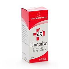 Vanocomplex 49 Rhinopulsan 50ml