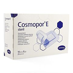 Cosmopor E Verband Steriel Adhesive 6x10cm 25 Stuks