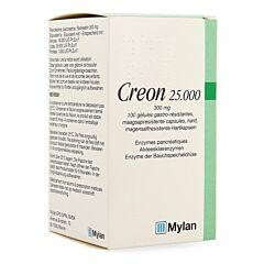 Creon 25.000 - 100 Capsules