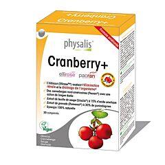 Physalis  Cranberry+ 30 Tabletten