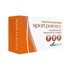 Soria Sport Potency 60 Capsules