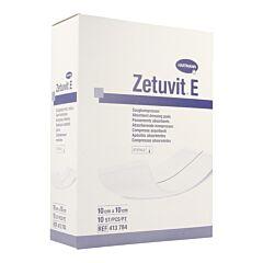 Zetuvit 10x10cm 10 Stuks