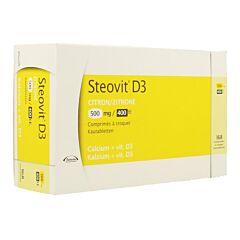 Steovit D3 500/400 168 Kauwtabletten