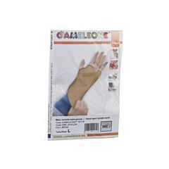 Cameleone Hand Open Zonder duim Beige L 1 Stuk