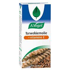 A. Vogel Vitaal Tarwekiemolie 100 Capsules