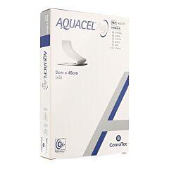 Aquacel Ag Verband Hydrofiber 2cm x 45cm 5 Stuks