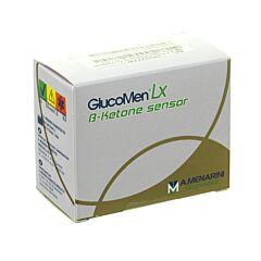 Glucomen Lx Plus Ket Sensors 10 Stuks