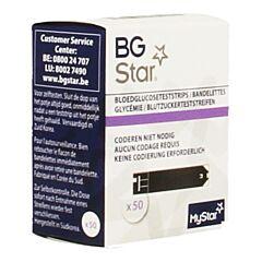 BGStar Teststrips 50 Stuks