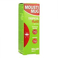 Moustimug Tropical Maxx 50% DEET Roller