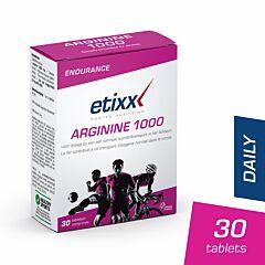 Etixx Arginine 1000 30 Tabletten