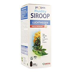 Ortis Propex Slijmverdunnende Siroop 200ml