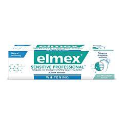 Elmex Sensitive Professional Gentle Whitening Tandpasta 75ml
