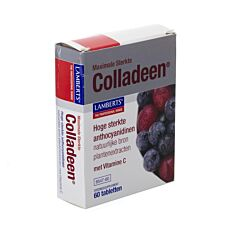 Lamberts Colladeen Double Force 60 Tabletten