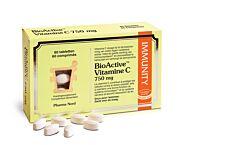 Pharma Nord BioActive Vitamine C 750mg 60 Tabletten