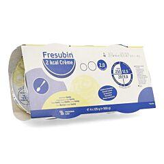 Fresubin 2kcal Creme Vanille 4x125g