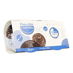 Fresubin 2kcal Creme Chocolade 4x125g