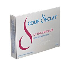 Coup Declat Lifting Beaute Teint Amp 12x1ml 30701
