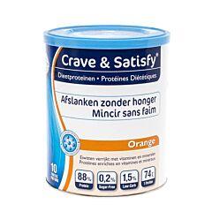 Crave & Satisfy Dieetproteinen Orange 200g