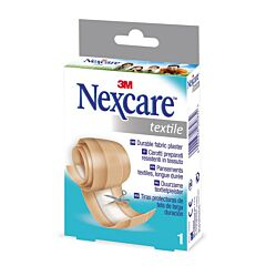 Nexcare Textielpleister Assort N041b 1mx6cm Rol