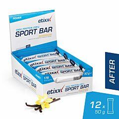 Etixx High Protein Bar Coconut/ Vanilla 12x50g