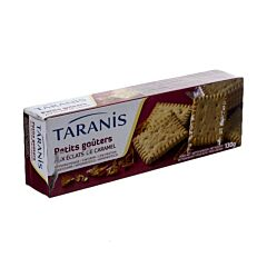 Taranis Cookies Caramel Stukjes 130g
