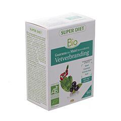 Super Diet Complexe Vetverbrander Bio 60 Tabletten
