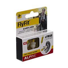 Alpine FlyFit Oordopjes 1 Paar