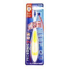 Prosonic Micro2 Tandenborstel Sonisch Geel 1 Stuk