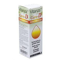 Vitanza HQ Care D Druppels 50ml