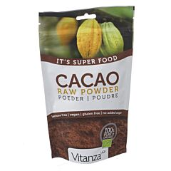 Vitanza HQ Superfood Cacao Raw Poeder 200g
