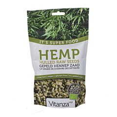 Vitanza HQ Superfood Hemp Raw Seeds 200g