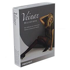 Veinax Kniekous Microfibre 2 Lang Mokka Maat 4 1 Paar