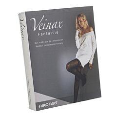 Veinax Panty Kleine Diamant 2 Lang Zwart Maat 2 1 Paar