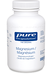 Pure Encapsulations Magnesium Citraat 90 Capsules