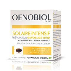 Oenobiol Solaire Intensif Lichte Huid 30 Capsules