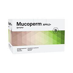 Mucoperm Apple + 60 Zakjes