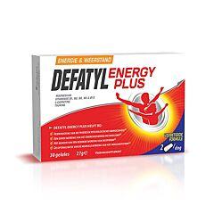 Defatyl Energy Plus 30 Capsules
