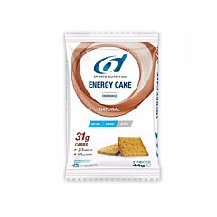 6D Sports Nutrition Energy Cake Natural 44g