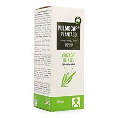 Pulmocap Plantago Siroop 200ml