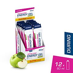 Etixx Isotonic Drink Energy Gel Appel 12x60ml