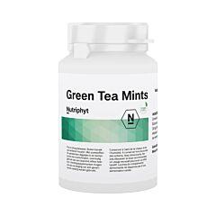 Green Tea Mints 120 Kauwtabletten NF