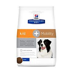 Hills Prescription Diet K/d + Mobility Hondenvoer - Original - 5kg